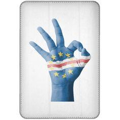 Cape Verde flag -01 iPad Mini Flip Case