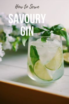Cocktail And Mocktail, Fun Cocktails, Healthy Cocktails, Cocktail Club, Summer Drinks, How To Make Gin, Gin Tasting, Best Cocktail Recipes, Gin Lovers