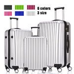 Fochier Colorful Hard Luggages