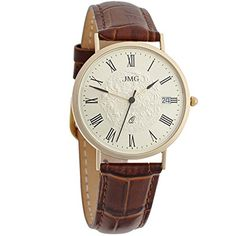 Watches, Amazon, Leather, Accessories, Fashion, Gold Jewellery, Leather Cord, Watch, Tag Watches