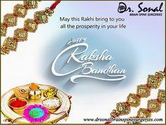 All other festivals may be very colourful but no festival is as powerful as Raksha Bandhan. It makes our bond stronger and stronger. Happy Rakhsha Bandhan to All ! Spine Surgery, Happy Rakshabandhan, Raksha Bandhan, Brain Tumor, Doctor In, Rakhi, Festivals, Bond, Gift