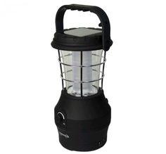 Hippo to 24-diodowa latarnia LED z powerbankiem 2300mAh, która dzięki szczelnej gumowej obudowie i odnawialnym źródłom zasilania sprawdzi się dosłownie wszędzie! Latarnię Hippo zasilić można: panelem solarnym, korbką, zasilaczem sieciowym oraz ładowarką samochodową. / Hippo is 24LED lantern with 2300mAh powerbank charged by solar, dynamo, ac charger, and car plug. PLN179.99 / $48