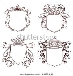 Find Hand Drawn Coat Arms Set Vector stock images in HD and millions of other royalty-free stock photos, illustrations and vectors in the Shutterstock collection. Monogram Design, Logo Design, Left Arm Tattoos, Arm Drawing, Wedding Branding, King Henry, Henry Viii, Celebrity Travel, Wedding Tattoos