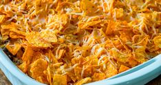 Doritos Chicken Casserole Mexican Dishes, Mexican Food Recipes, Dinner Recipes, Ethnic Recipes, Yummy Recipes, Vegetarian Recipes, Recipies, Chicken Casserole, Casserole Dishes