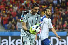 Euro 2016, Belgio - Italia 0:2