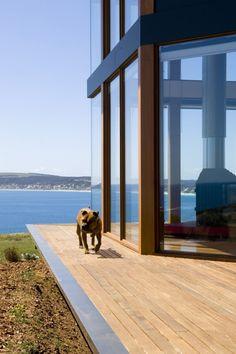 Hermosa casa de playa en Australia por Max Pritchard