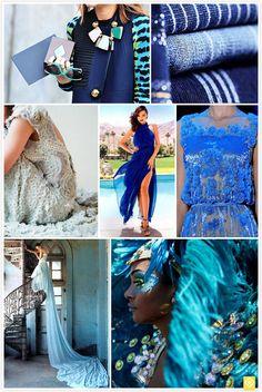 Color Crush: Blue Hues