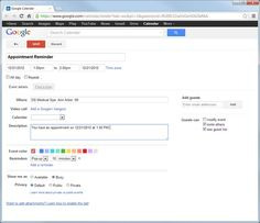 Customer's will never miss another appointment with Orchid's new integration with Google Calendar