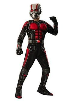 Rubies Child Ant-Man Muscle Chest Halloween Costume Medium