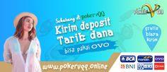 Untuk pengguna aplikasi pembayaran OVO sekarang tidak perlu khawatir,pokervqq sudah menyediakan layanan yang dapat memudahkan anda bertransaksi bersama kami dan dapat memenangkan ratusan hingga jutaan bahkan bonus bonus yang sangat menarik.