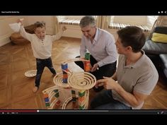 Hape Quadrilla - Marble Runs are always FUN! Wooden Marble Run, Marble Runs, Hape Toys, Hilton Head Island, Grow Together, Creative Kids, Building Toys, The Incredibles, Snow Days