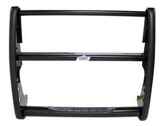 Go Rhino 3153B Black Powder Step Grille Guard 03-07 Chevy Silverado 1500 2500 HD #GoRhino