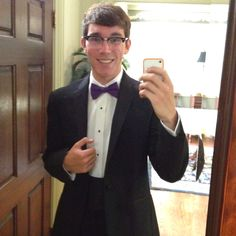 Tux for prom:)