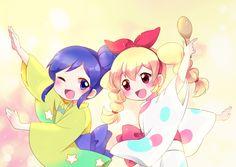 little aoi and ichigo
