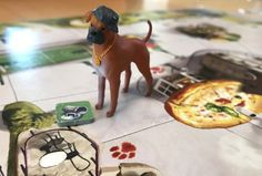 "My review of the beautiful and quite entertaining family board game ""A Dog's Life"", coming to Kickstarter very soon!"