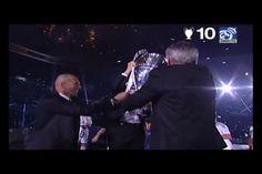 Celebración de los #CampeonesDeEuropa o #ReyesDeEuropa en la final de la #UCL y la conquista de la #Décima para #RealMadridFC #HalaMadrid.