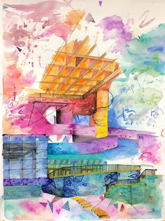 AP Art - Breadth - Abstract Architecture
