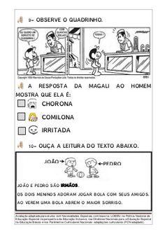 Provinha português dudu T 4, Education, Hinata, Reading Activities, Sight Word Activities, Special Needs Kids, Letter B, Classroom, Educational Illustrations