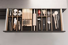 Q-Box › Внутреннее оснащение › Оснащение › LEICHT – Модный кухонный дизайн для современного жилья