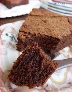 Gâteau au chocolat Suzy de pierre hermé - Facile et sympa humide sans etre coulant.