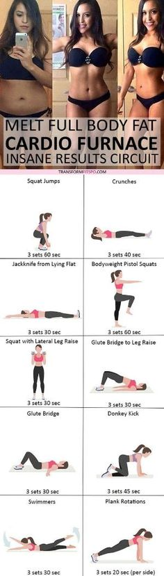 #womensworkout #workout #femalefitness Repin and share if this workout melted your stubborn fat! Click the pin for the full workout. by tracy sam