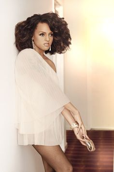 Marsha Ambrosius, British singer-songwriter, producer and former member of the neo-soul duo, Floetry. In addition to writing for Floetry, she co-wrote Michael Jackson's Butterflies hit single, as well as wrote/produced for Alicia Keys, Jamie Foxx, Mario, Fabolous, Wale and others. Her solo hits include Hope She Cheats on You (With a Basketball Player), Cold War and Far Away.