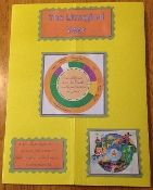 Liturgical Year lapbook for learning about the various seasons, practices and meanings of the Catholic Liturgical Calendar