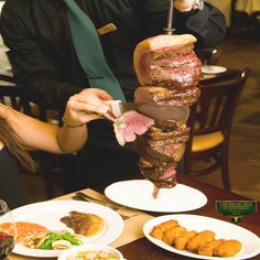 Churrascaria Plataforma - Steakhouse - Find the joy of slicing your own meat on your table with salads and lots of delicious meals at Churrascaria Plataforma