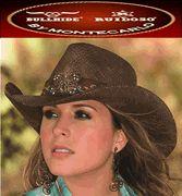 "Montecarlo / Bullhide Hats ""Keep it Gypsy"" Western BAO Straw Cowboy Hat - Brown"
