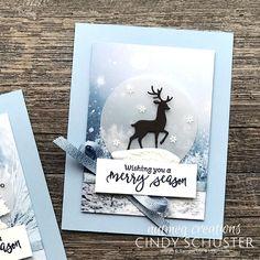 nutmeg creations: Fancy Friday - A Blue Christmas Homemade Christmas Cards, Printable Christmas Cards, Stampin Up Christmas, Christmas Cards To Make, Blue Christmas, Xmas Cards, Christmas Themes, Homemade Cards, Handmade Christmas