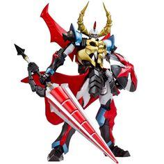 METAMOR-FORCE Gaiking the Knight (Action Figure) : Gaiking – HYPETOKYO