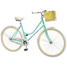 Bikes With Baskets For Women Schwinn Women s Fairbrook