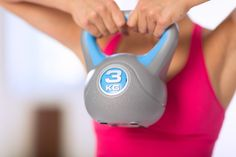 14 Kettlebell Moves For An All-Over Body Calorie Torcher [VIDEO]