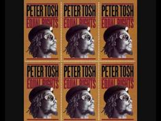 Peter Tosh - Stepping Razor This is my theme song. It's tattooed on my belly Peter Tosh, The Wailers, Rude Boy, My Themes, Equal Rights, Theme Song, In The Flesh, Album Covers, Musica