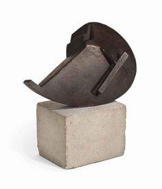 Julio González - Tête couchée abstraite, ca. 1930