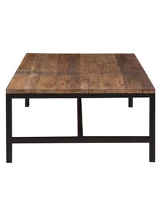 Elliot Coffee Table from World of Zuo: Indoor & Outdoor Furniture on Gilt