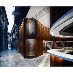 Café del Arco | Architektourist