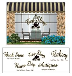 A request from my friend Vallene for some business window signs. I thought they came out pretty well so I decided to share! Mesh by Jope is included! I hope you will enjoy! Sims 2, Frosted Window, Window Signs, Logo Ideas, Window Curtains, Community, Windows, Content, Store