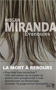 Evanouies: Amazon.fr: Megan Miranda, Pierre Brévignon: Livres