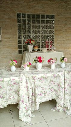 Verbo Casar: Meu Aniversário - Decoração simples e charmosa - Blog de Casamento