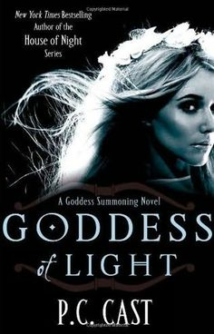PC Cast's goddess series is my favorite of all her books