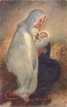 Mary and Jesus ♥