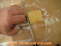 Come fare la pasta all'uovo