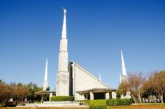 Dallas, Texas LDS Temple
