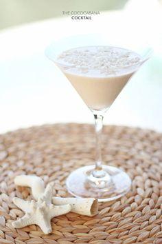 Copacobanna cocktail