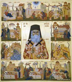 Byzantine Icons, Byzantine Art, Religion, Orthodox Christianity, Religious Icons, Orthodox Icons, Christian Art, Saints, Painting