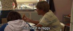 Faggy toast