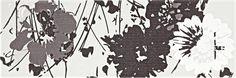 Dekor TENDENCE, 20 x 60 cm, Černo-bílá - WITVE005