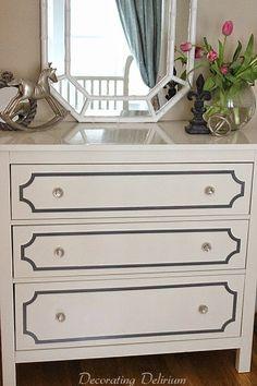 brass pulls and painting storage furniture item pastel blue color painted bedroom ranges. Black Bedroom Furniture Sets. Home Design Ideas