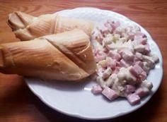 Majolkové veky s hermelínovou pomazánkou Chicken, Meat, Food, Essen, Meals, Yemek, Eten, Cubs